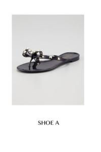 Shoe A